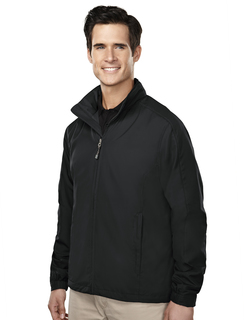 Helios-Mens 100% Polyester Long Sleeve Jacket With Water Resistent-
