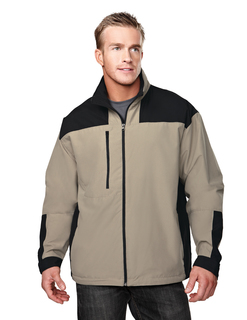 Harbor-Microfiber Jacket With Mesh Lining