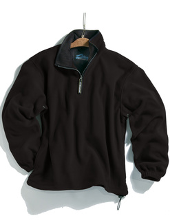 Escape-Micro Fleece 1/4 Zip Pullover-Tri-Mountain