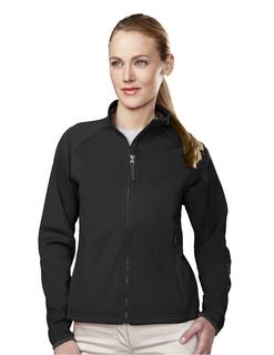 Arena-Womens Polyknit Fleece Full Zip Jacket-Tri-Mountain