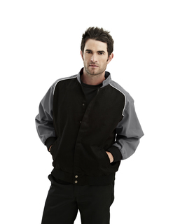 Pacer-Tmr Cotton Twill Jacket With Nylon Lining