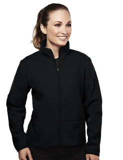 Herald-Women 3-Layer Windproof/Water Resistant Fleece Jacket