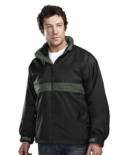 Connecticut-Mens Waterproof Nylon 3-In-1 Jacket