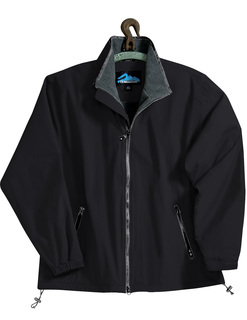 Patriot-Nylon Jacket With Fleece Lining-