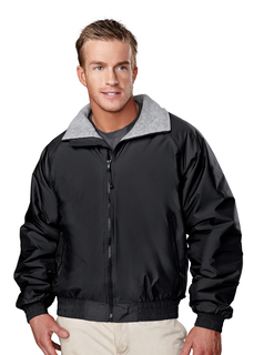 Survivor-Nylon Jacket With Fleece Lining-