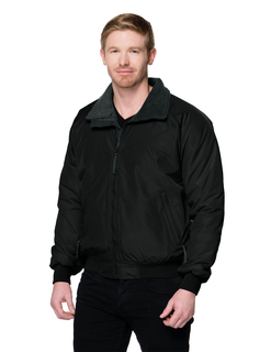Mountaineer-Nylon 3-Season Jacket With Fleece Lining-