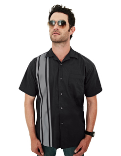 Cobra-Tmr 60/40 Short Sleeve Twill Camp Shirt-