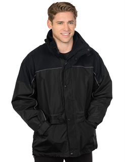 Colorado-Nylon 3-In-1 Parka-