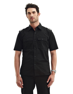 Spoiler-Tmr 60/40 Easy Care Slim-Fit Shirt-