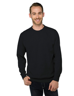 Trait-Mens 8.6 Oz 60% Cotton/40% Polyester Crewneck Sweatshirt