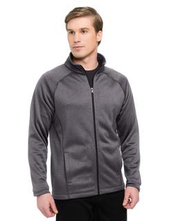 Vapor-Mens 100% Polyester Full Zip Jacket-