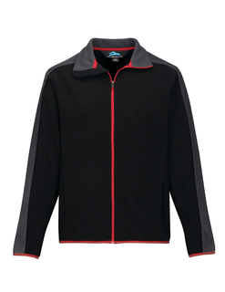 Oakglen-Men'S 100% Polyester Anti-Pilling Micro Fleece (Double Brushed)