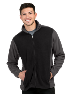 Explorer-Mens 100% Polyester Jacket-Tri-Mountain