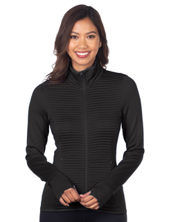 Layna Jacket-Womens Doubleknit Jacket-