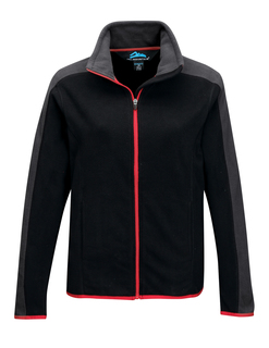 Oakhaven-Womens 100% Polyester Anti-Pilling Micro Fleece (Double Brushed)