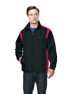Blitz Lwj-Mens 100% Nylon Jacket-TM Performance