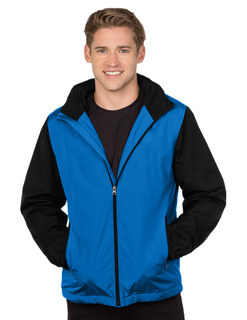 Alden-Mens Midweight Nylon/Fleece Jacket-Tri-Mountain