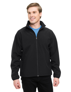 Vital Bonded Soft Sheel-Mens 96% Polyester 4% Spandex Jacket-