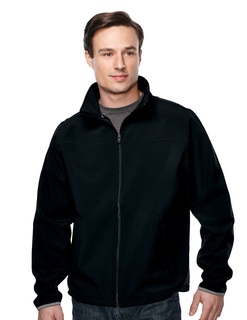Quest-Mens Jacket With Top Yoke And Slash Pocket-