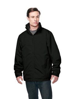Maine-Mens 3 In 1 Jacket, Inner With Zipped Out Poly Fleece Jacket