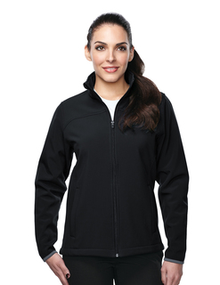 Lady Quest-Womens Jacket With Top Yoke And Slash Pocket-Tri-Mountain
