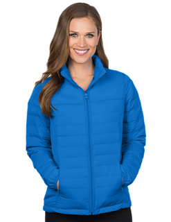 Lacey-Womens 100% Nylon Jacket-