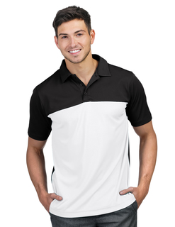 Dimension-Mens 100% Polyester Shirt-