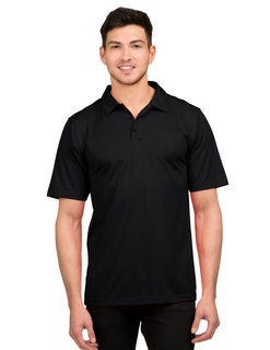Stalwart-Mens 100% Polyester Polo