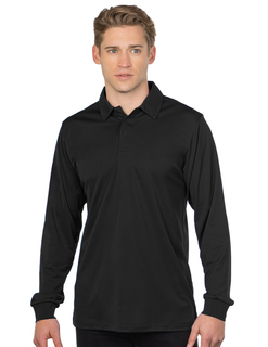 Stalwart Long Sleeve-Mens Ls Snagresistant Polo-