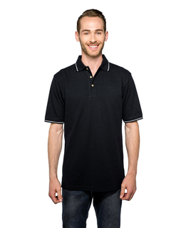 Trace-Mens S/S Golf Shirt