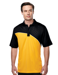 Elite-Mens S/S Golf Shirt-TM Performance