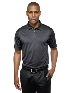 Gallant-Mens 5 Oz 100% Polyester Heather Jersey Polo