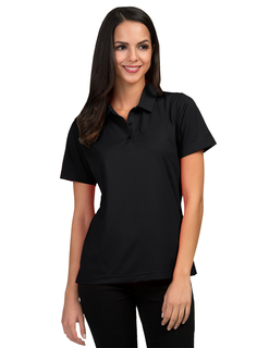 Lady Stalwart-Womens 100% Polyester S/S Polo-