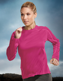Lady Fulcrum-Womens 100% Polyester-TM Performance
