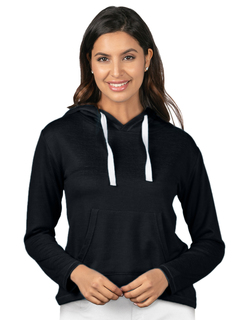 Cassidy-Womens Pullover Heather Knit Hoody-