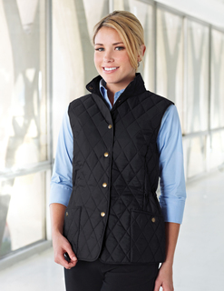 Bailey-Womens 95% Polyester 5% Nylon Woven Poly-Filled Quilted w/R Jacket-