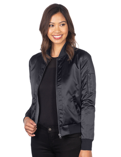 Aviya-Womens Reversible Bomber Jacket