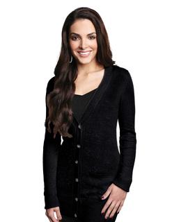 Elizabeth-Womens Boyfriend Sweater Cardigan