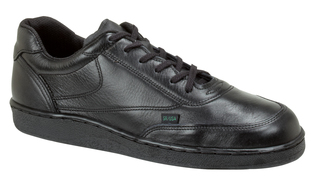 534-6333 Womens Black Code 3 Oxford