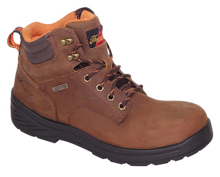 Thoro-Flex Series ? Waterproof ? 6? Trail Crazyhorse Composite Safety Toe-Thorogood Shoes