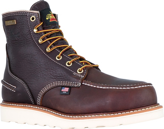 "6"" Moc Toe, Waterproof Safety Toe-Thorogood Shoes"