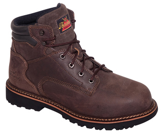 "6"" Work Boot Safety Toe-Thorogood Shoes"
