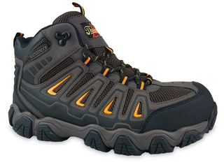 Mid hiker brn w/p comptoe-