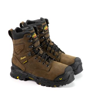 INFINITY FD SERIES ? 8? STUDHORSE WATERPROOF SAFETY TOE BOOT-Thorogood Shoes