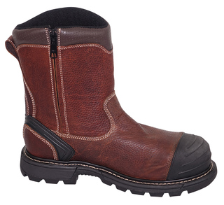 "8""Plain Toe - Wellington Side-Zip - Composite Safety Toe-Thorogood Shoes"