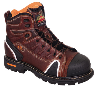 "6"" Plain Toe - Lace-To-Toe - Composite Safety Toe-"
