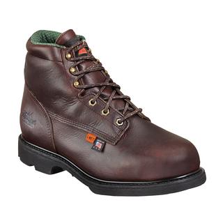 "6"" Plain Toe - Internal Metatarsal - Safety Toe-Thorogood Shoes"