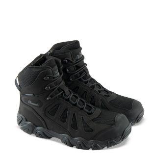 Crosstrex Series Safety Toe Side Zip Bbp Waterproof 6 Hiker-Thorogood Shoes