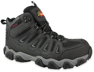 Mid hiker blk w/p comptoe-Thorogood Shoes