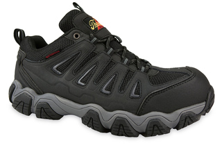 Low hiker blk w/p comptoe-Thorogood Shoes